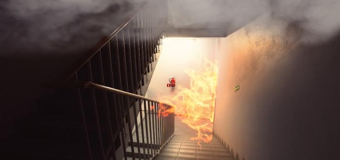 Soñar con Fuego incendio