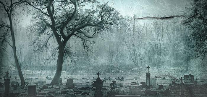 Soñar con cementerio cuadro