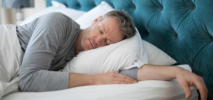 Soñar con dormir señor