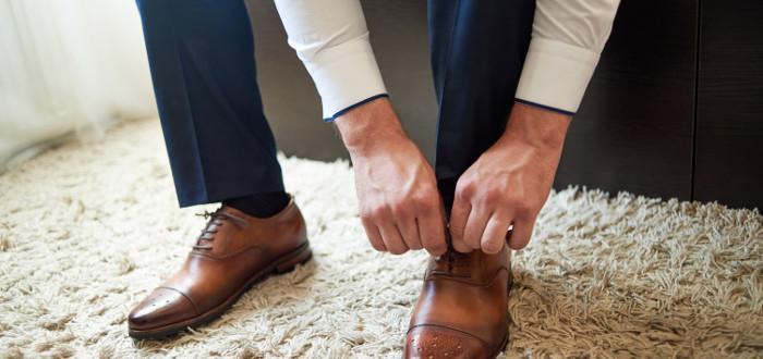 Soñar con Zapatos atar