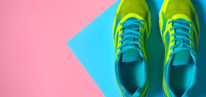 Soñar con Zapatos deporte