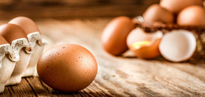 Soñar con Huevos roto