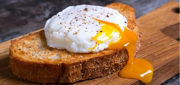Soñar con Huevos tostada
