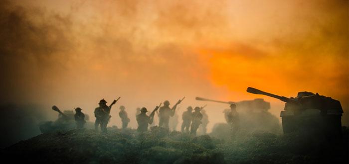 soñar con guerra 2