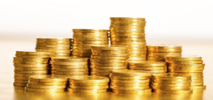 Soñar con Oro monedas