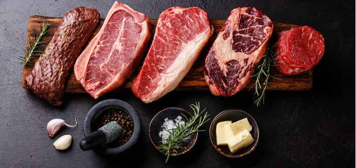 Soñar con Carne filetes