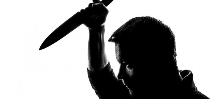 Soñar con Cuchillo asesino