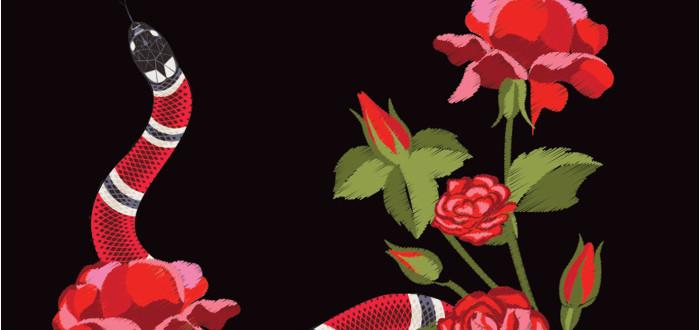 Soñar con Culebras flores
