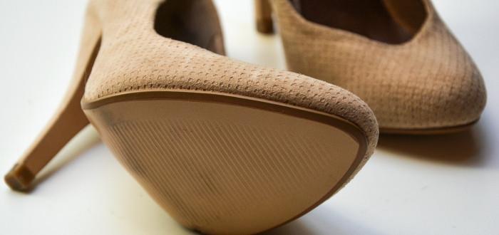 Soñar con Zapatos Nuevos tacones