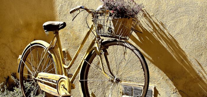Soñar con Bicicleta pared
