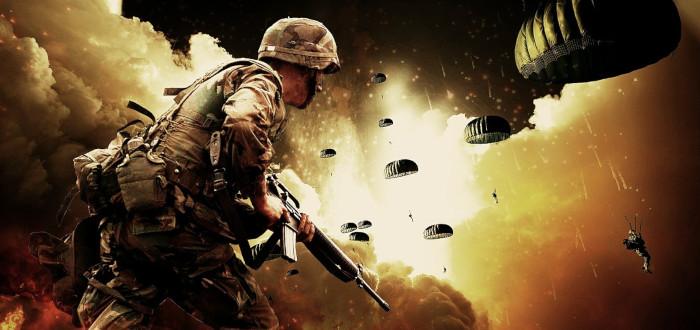 Soñar con Disparos guerra