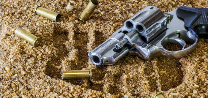Soñar con Disparos pistolas