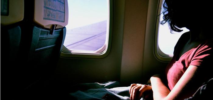 Soñar con Viajar en Avión asiento