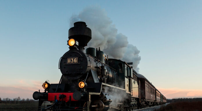 soñar con tren 1