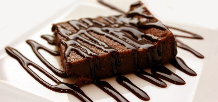 Soñar con Pastel chocolate