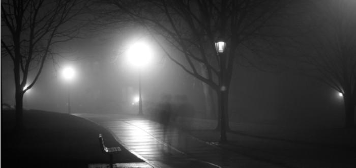 Soñar con Espíritus calle