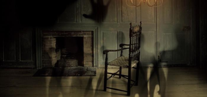 Soñar con Espíritus habitación