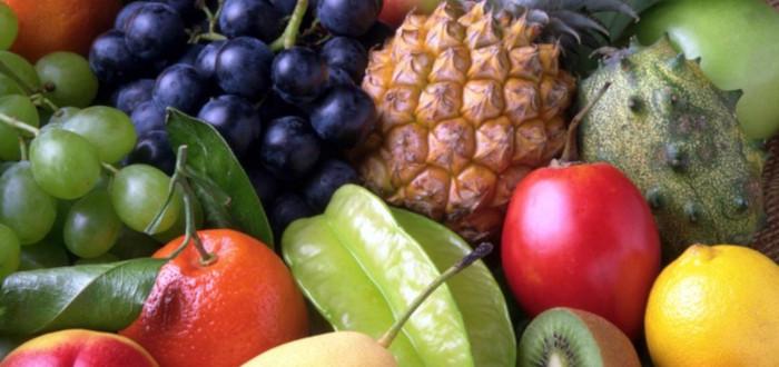 Soñar con Frutas tuti