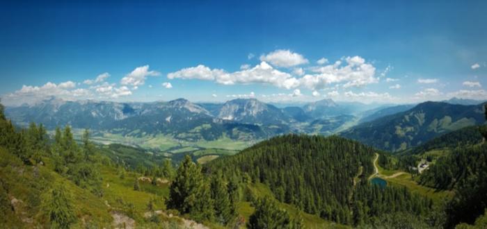 Soñar con Montaña muchas