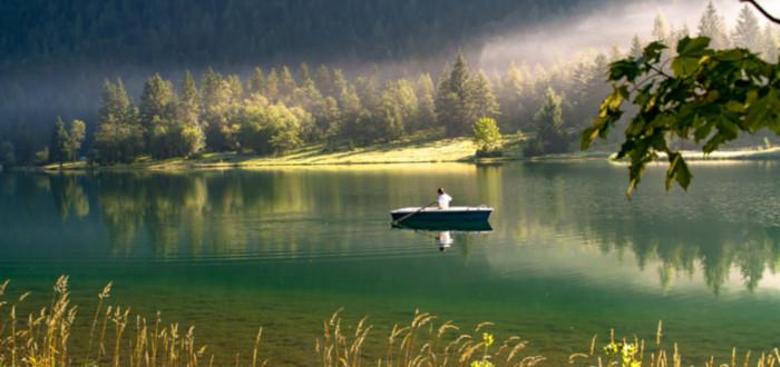 Soñar con Montaña río