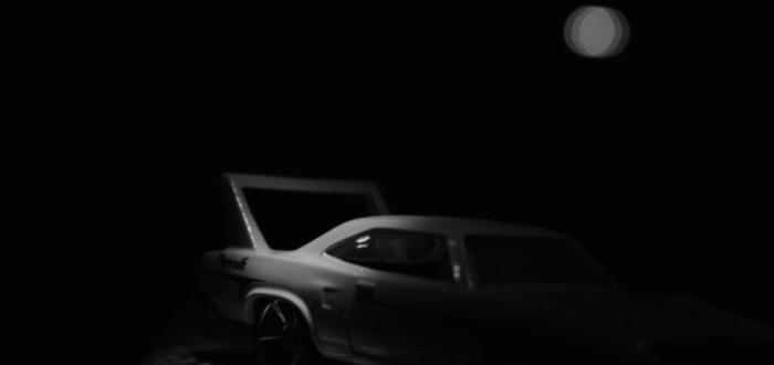 Soñar con Oscuridad coche