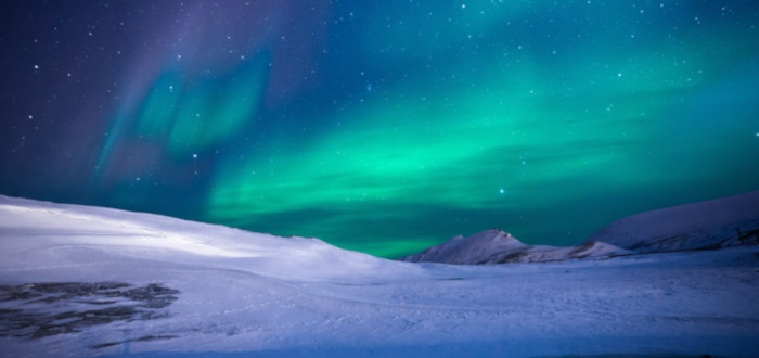 Soñar con Hielo Aurora