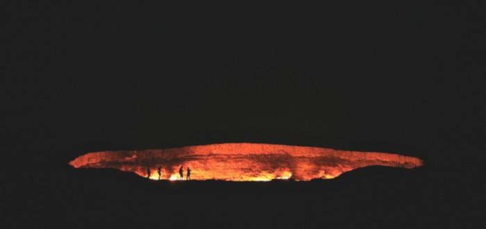Soñar con Volcán Cráter