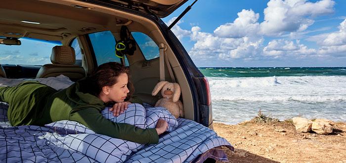 soñar viaje en autocaravana